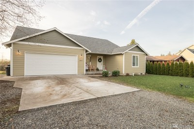 Blaine Single Family Home Sold: 8357 Pheasant Dr