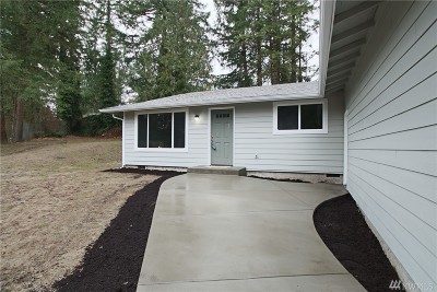 Olympia Single Family Home For Sale: 5225 78th Ct SW