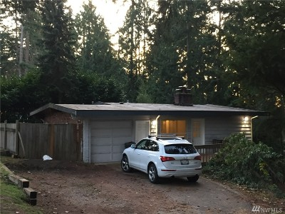 Bellevue Rental For Rent: 4005 151st Ave SE