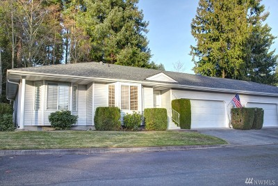 Gig Harbor Condo/Townhouse For Sale: 3309 45th St Ct NW #18-A
