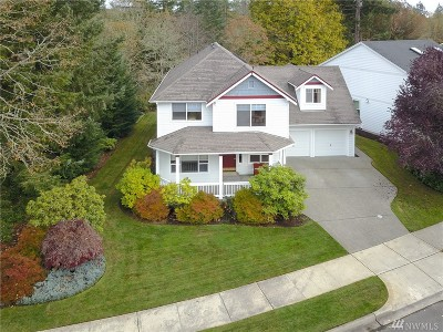 Pierce County Single Family Home For Sale: 1548 Richmond Ave