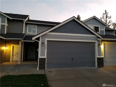 Puyallup Single Family Home For Sale: 8313 174th St Ct E #Lot3