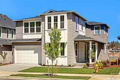 Gig Harbor Single Family Home For Sale: 3846 Sawtooth Ct. Lot #83