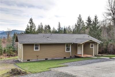Graham Single Family Home For Sale: 16119 219 St E