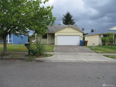 Tacoma Single Family Home For Sale: 6009 S Ferdinand St