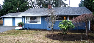 Mountlake Terrace Single Family Home For Sale: 6204 225th Place SW