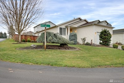 Puyallup Single Family Home For Sale: 17705 89th Ave E