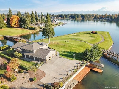 Lake Tapps WA Single Family Home For Sale: $1,299,995