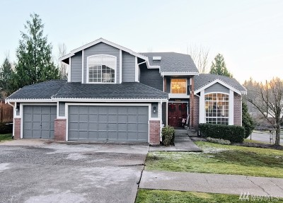 Puyallup Single Family Home For Sale: 3600 19th Av Ct SE
