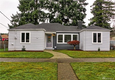 Tacoma Single Family Home For Sale: 3611 N 12th St