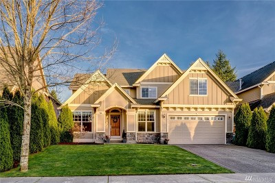 Puyallup Single Family Home For Sale: 3007 19th St Pl SW
