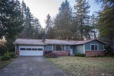 Olympia Single Family Home For Sale: 2407 NW 17th Ave