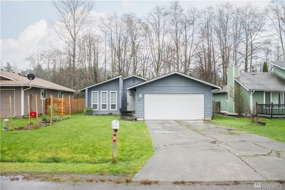 Bellingham Single Family Home For Sale: 2914 Cowgill