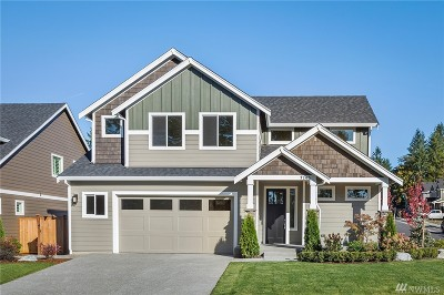 Gig Harbor Single Family Home For Sale: 7164 Teal Lp #Lot17