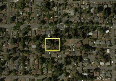 King County Residential Lots & Land For Sale: 18403 Meridian Ave N