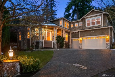 Kirkland Single Family Home For Sale: 6321 NE 130th Place