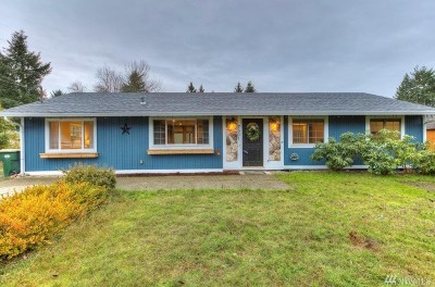 Lacey Single Family Home For Sale: 7501 50th Ave SE