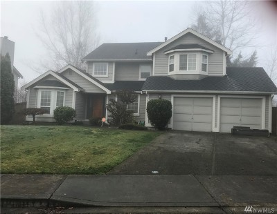Federal Way Single Family Home For Sale: 34721 9th Place SW