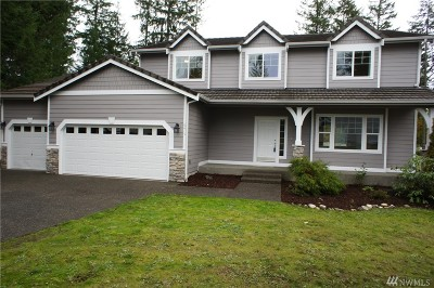 Lacey Single Family Home For Sale: 9413 Budd Ct NE
