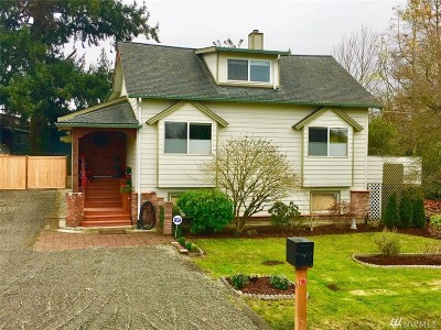 Burien Single Family Home For Sale: 15110 14th Ave SW