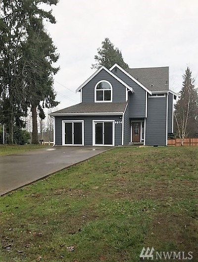 Puyallup Single Family Home For Sale: 8514 109th St E