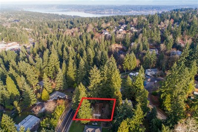 Bellevue Residential Lots & Land For Sale: 15011 SE 45th St