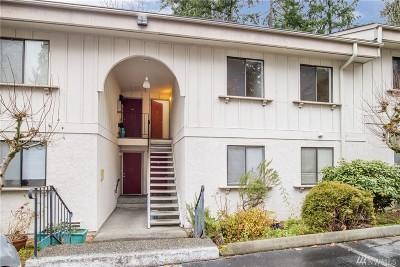 Kirkland Condo/Townhouse For Sale: 12700 NE 116th St #E7
