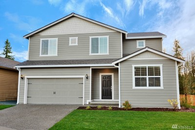 Single Family Home For Sale: 1918 72nd Ave SE