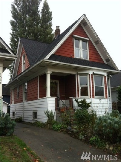 Seattle Rental For Rent: 1532 23rd Ave