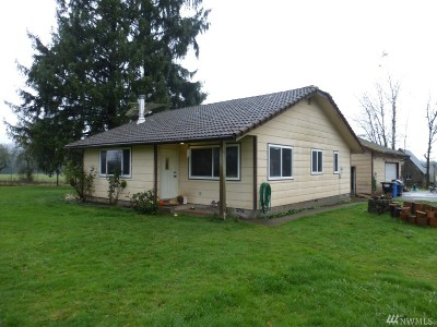 Winlock Single Family Home For Sale: 557 Antrim Rd