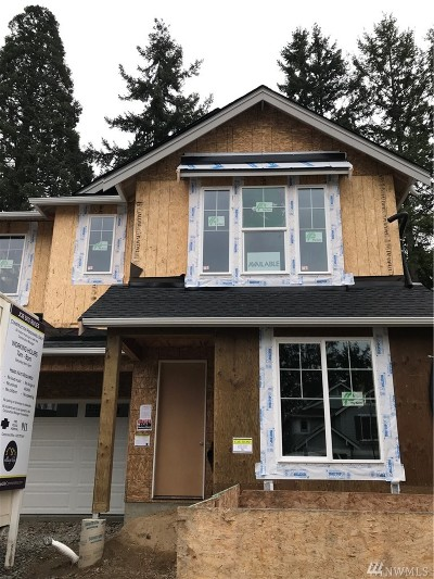Bothell Single Family Home For Sale: 19022 84th (Lot #4) Place NE