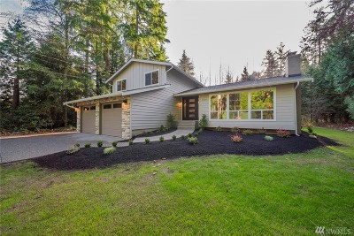 Bothell Single Family Home For Sale: 22421 53rd Ave