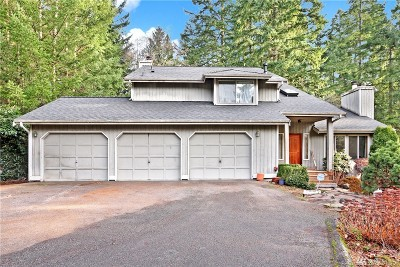 King County Single Family Home For Sale: 6834 232nd Ave NE