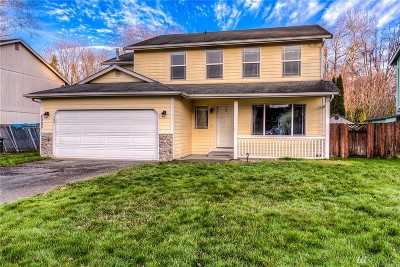 Puyallup Single Family Home For Sale: 3005 12th St Pl SW