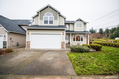 Olympia Single Family Home For Sale: 2524 55th Ave SE
