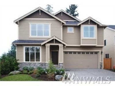 Bothell Single Family Home For Sale: 1624 170th Place SE