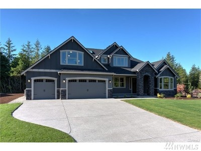 Enumclaw Single Family Home For Sale: 22730 SE 398th