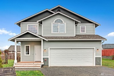 Marysville Single Family Home For Sale: 5831 106th Place NE