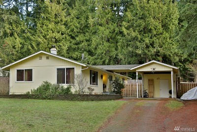 Langley Single Family Home Sold: 5316 Mercer Dr