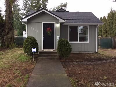 Auburn Single Family Home For Sale: 2515 F St SE
