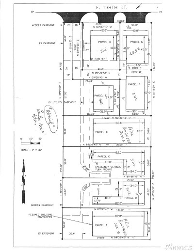 Residential Lots & Land For Sale: 160 138th St E