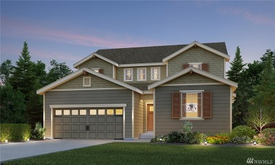 Bonney Lake Single Family Home For Sale: 17805 131st St E #228