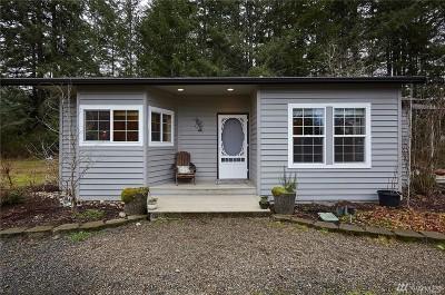 Mason County Single Family Home Sold: 101 E State Route 302