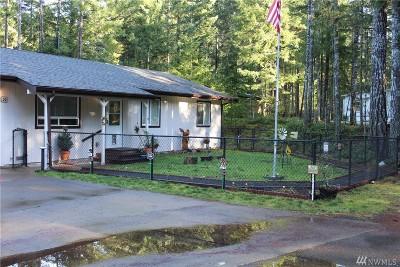 Hoodsport Single Family Home For Sale: 20 N Buckhorn Ct