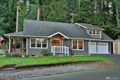Freeland Single Family Home Pending: 6099 Eagles Perch
