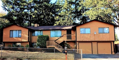 Federal Way Single Family Home For Sale: 918 SW 360th St
