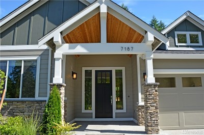 Gig Harbor Single Family Home For Sale: 7155 Teal Lp #Lot32