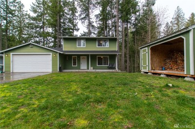 Yelm WA Single Family Home For Sale: $249,900