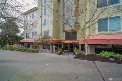 Condo/Townhouse Sold: 8745 Greenwood Ave N #201