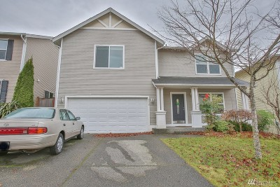 Bonney Lake Single Family Home Contingent: 9918 195th Ave E